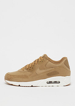 NIKE Air Max 90 Ultra 2.0 LTR flax/flax sail/gum med brown