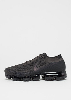NIKE Air VaporMax Flyknit midnight fog/multi color black