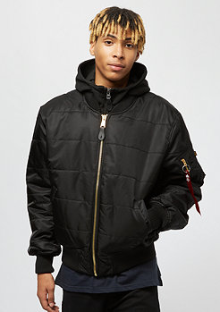 Alpha Industries MA-1D-Tec Puffer OS black