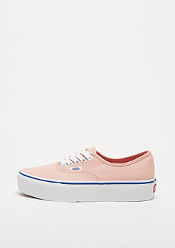 VANS UA Authentic Platform 2.0 Canvas classic evening sand/true w