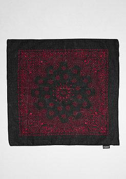 SNIPES Bandana black/red