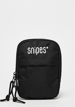 SNIPES Basic Logo Cross Bag black