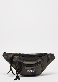 SNIPES Basic Logo Waist Bag camo