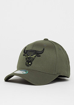 Mitchell & Ness NBA Chicago Bulls The Olive&Black 2Tone Logo 110 olive