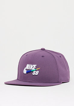 NIKE SB NK Cap Pro pro purple/pro purple/multi-color