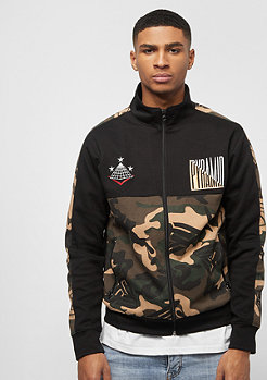Black Pyramid Camo Pyramid Track Jacket multicolor