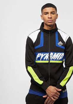 Black Pyramid Cut And Sew Track Jacket black