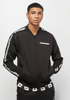 Black Pyramid Taping Track Jacket black