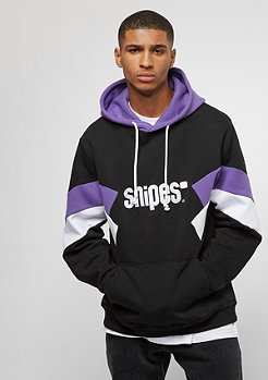 SNIPES Block Basic Logo black/purple/white