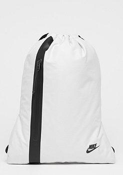 NIKE Tech Gymsack cast grey/black/black