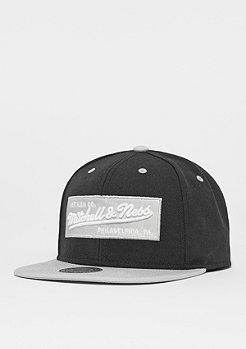 Mitchell & Ness Box Logo black/grey