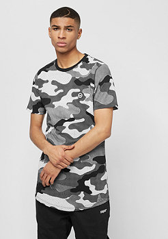 Hype Tone Camo black/white