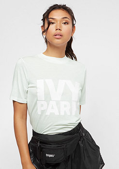 IVY PARK Programme Logo Fitted mint
