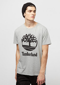 Timberland Linear Basic Staked medium grey heather