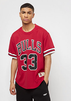 Mitchell & Ness NBA Chicago Bulls Scottie Pippen red