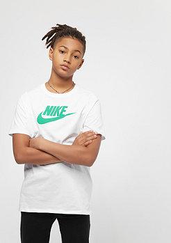 NIKE Futura Icon white/kinetic green