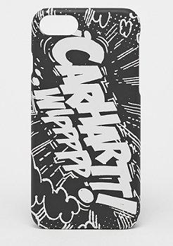 Carhartt WIP Comic iPhone Hardcase black/white