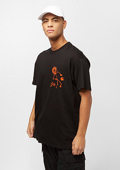 Carhartt WIP Trojan King of Sound trojan black