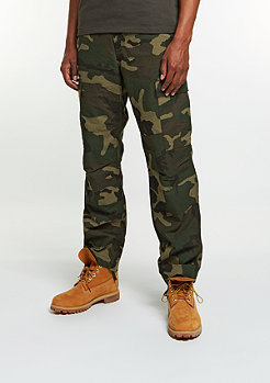 Cargo Hose Regular camo laurel