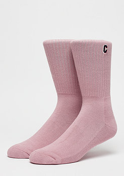 Carhartt WIP Prior Socks soft rose