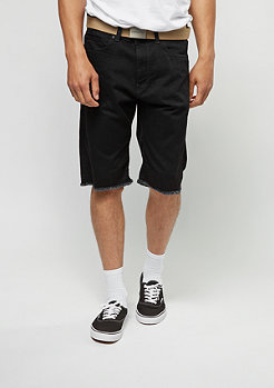 Carhartt WIP Jeans-Short Swell black rinsed