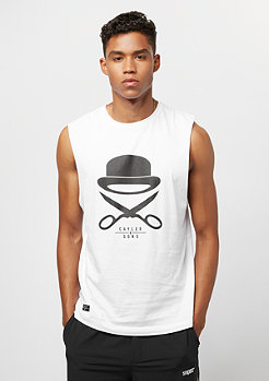Cayler & Sons PA Icon Sleeveless Tee white/black