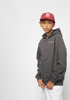 Champion Kids American Classics dark grey melange/blue
