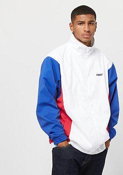 SNIPES Block Trackjacket white blue red