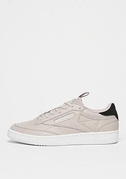 Reebok CLUB C 85 IT sand stone/black/white