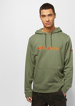 Columbia Sportswear Basic Logo II mosstone backcountry orange