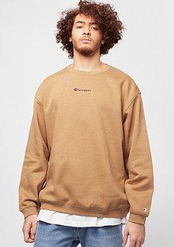 Champion Crewneck Sweatshirt brown