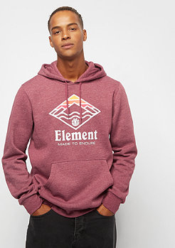 Element Layer Hood ruby wine ht