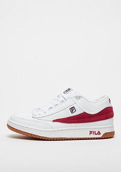 Fila FILA Men Heritage T1 mid white/high risk red