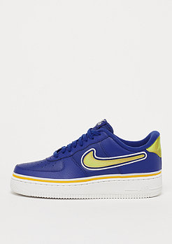NIKE Air Force 1 '07 LV8 deep royal/university gold/off white