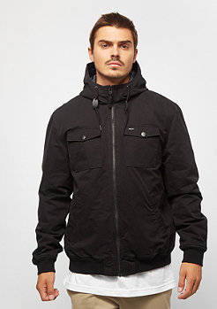 RVCA Hooded Bomber II rvca black