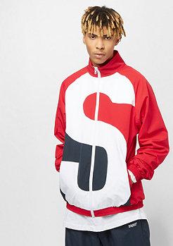 SNIPES Block Trackjacket red/white/navyred/white/navy