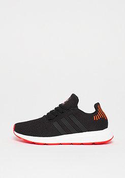 adidas Swift Run core black/core black/solar red