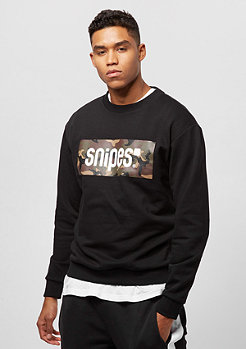 SNIPES Box Logo black