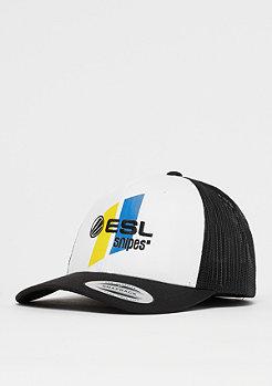 SNIPES ESL Baseball Cap black/white