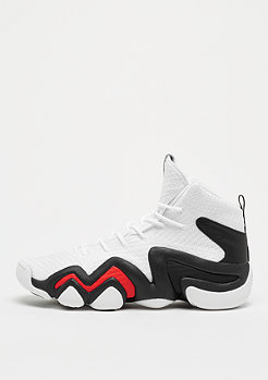 adidas Crazy 8 ADV footwear white/core black/hi-res red