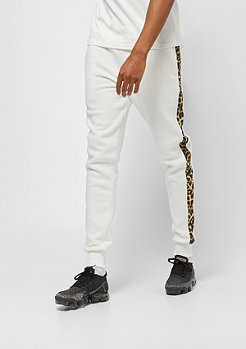 Criminal Damage Jogger Leo off white/multi