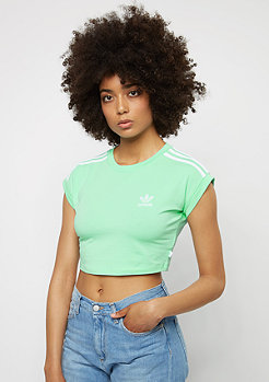 adidas T-Shirt Cropped easy green