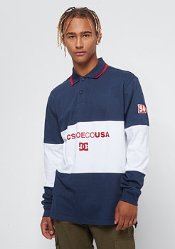 DC Emerson Polo navy iris