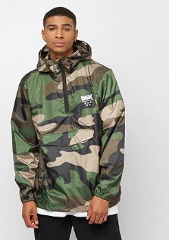 DGK Deployment Windbreaker camo