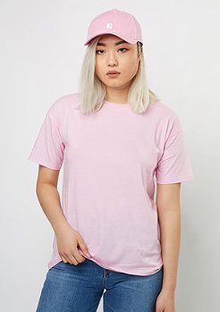Carhartt WIP T-Shirt Carrie vegas pink/ash heather