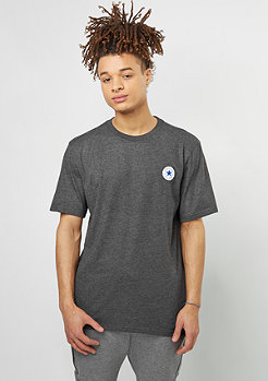 Converse T-Shirt Core Left Chest CP black heather