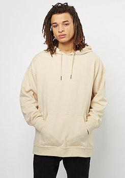 Urban Classics Hooded-Sweatshirt Oversized sand