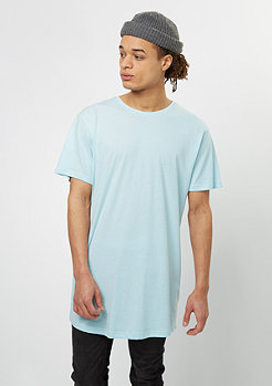 T-shirt Shaped Long baby blue