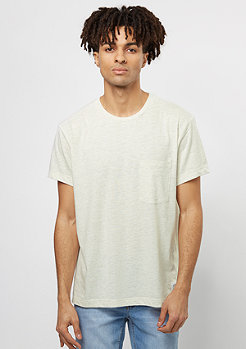 T-Shirt Standard Pocket light melange