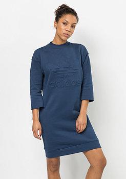 Kleid Sweat mystery blue